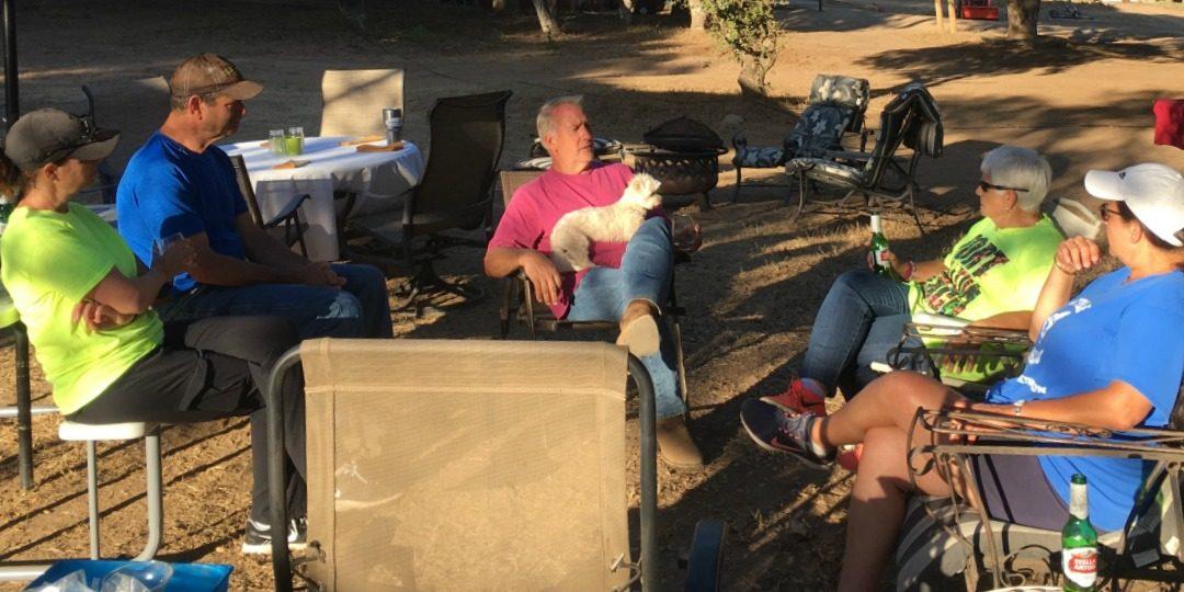Volunteer Picnic at the Ranch